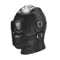 Luxury Mask Hood with Mask and Ball Gag