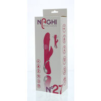 Naghi No 27 Rechargeable Duo Rabbit Vibrator