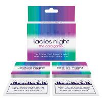Ladies Night Card Game