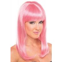 Hollywood Wig - Light Pink