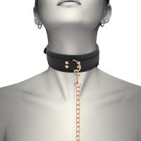 Coquette Fantasy Vegan Leather Collar