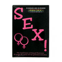 Kheper Games Sex Lesbian Card Game