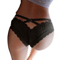 Queen Lingerie Floral Lace Panties