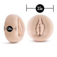 Performance Pump Sleeve Flesh Vagina Beige