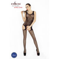 Passion Open Crotch Bodystocking BS029