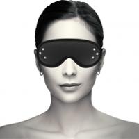 Coquette Fantasy Vegan Leather Blind Mask