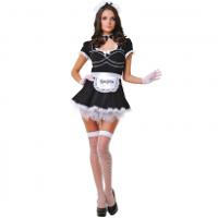 Le Frivole Sexy Maid Costume (6pcs)