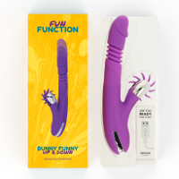 Fun Function-Bunny-Funny-Up-And-Down