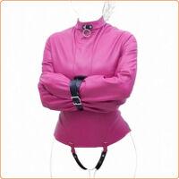 Strict Leather Premium Straight Jacket Rose