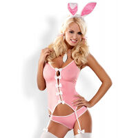 Obsessive Bunny Suit Costume